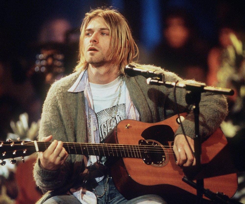 Kurt Cobain: Sein Leben wird verfilmt