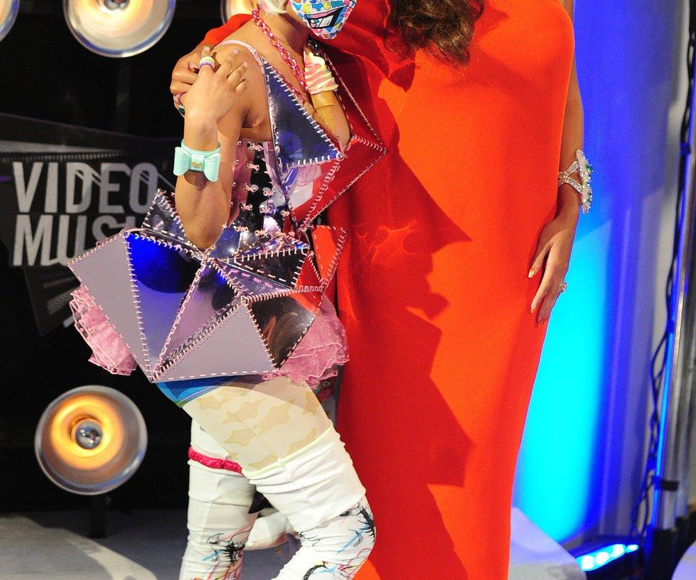 Beyonce macht gemeinsame Sache mit Nicki Minaj