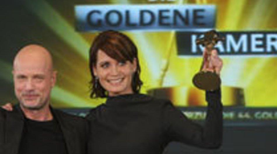Die Preisträger der 44. Verleihung der Goldenen Kamera