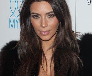 Kim Kardashian hatte einen Unfall