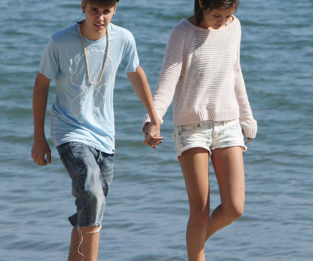 Justin Bieber und Selena Gomez genießen die Liebe