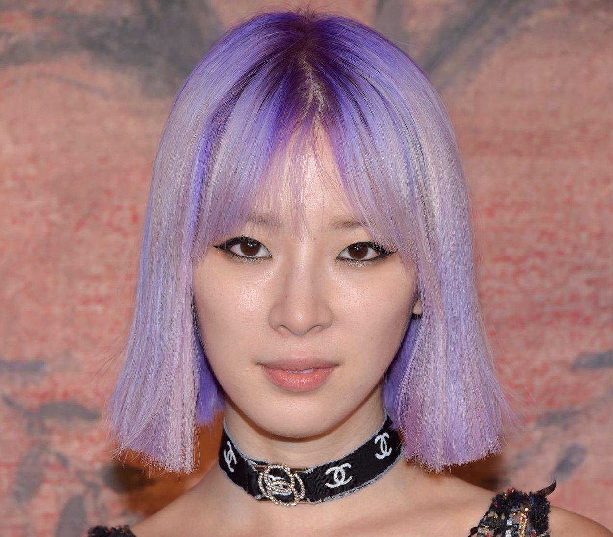 Vanilla Lilac Trend