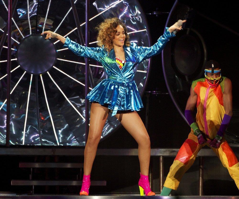 Rihanna wird als Schlampe beschimpft
