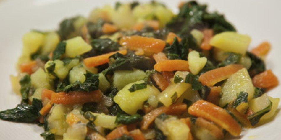 Mangold Gemüse
