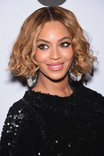 Beyonce bei einem Musikevent