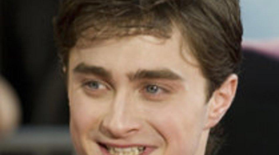 Daniel Radcliffe freut sich jetzt schon aufs Vater-Sein