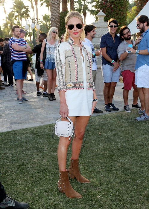 Kate Bosworth beim Coachella