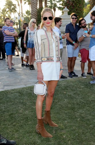 Kate Bosworth beim Coachella