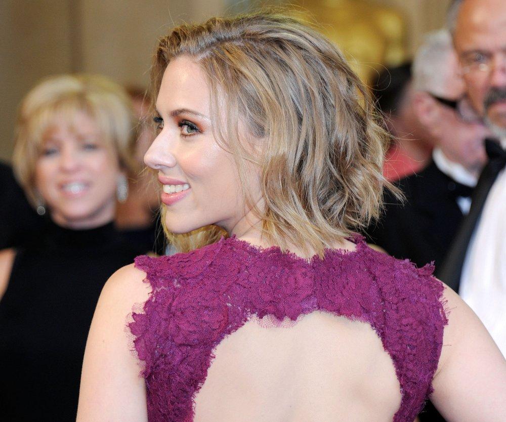 Scarlett Johansson wieder verliebt?