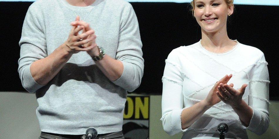 Jennifer Lawrence: Auf der Suche nach einem Liebesnest?