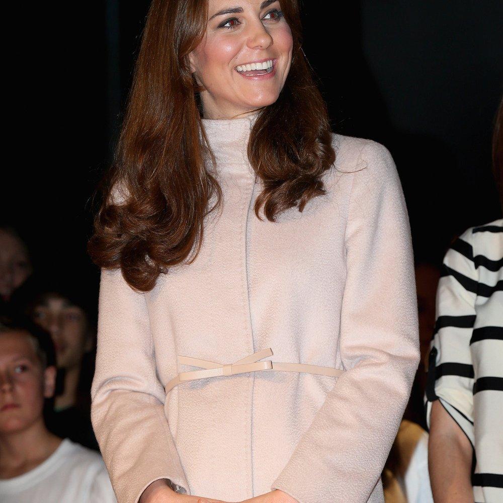 Kate Middleton: Max Mara widmet ihr einen Mantel