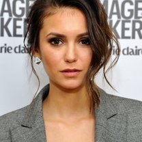 LOS ANGELES, CA - JANUARY 12:  Actress Nina Dobrev attends the inaugural Image Maker Awards hosted by Marie Claire at Chateau Marmont on January 12, 2016 in Los Angeles, California.  (Photo by John Sciulli/Getty Images for Marie Claire)