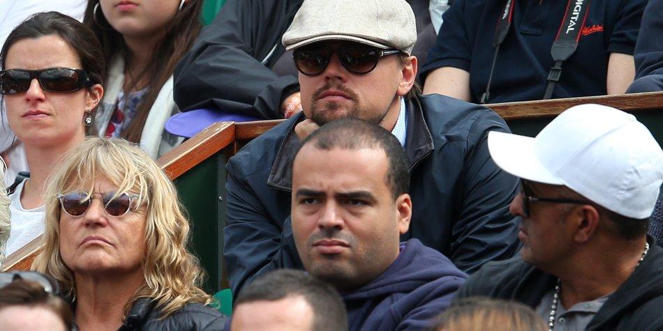 Leonardo DiCaprio: Gelangweilt vom deutschen Halbfinale?
