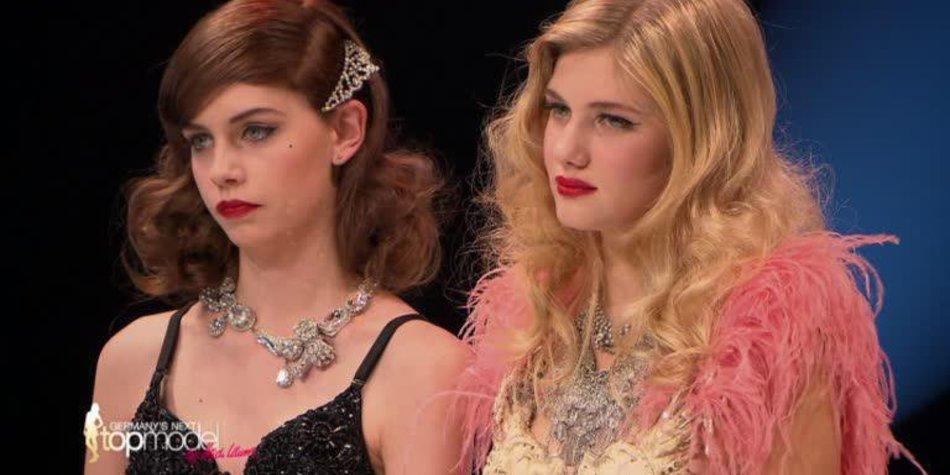 GNTM: Jacqueline und Leonie müssen gehen!