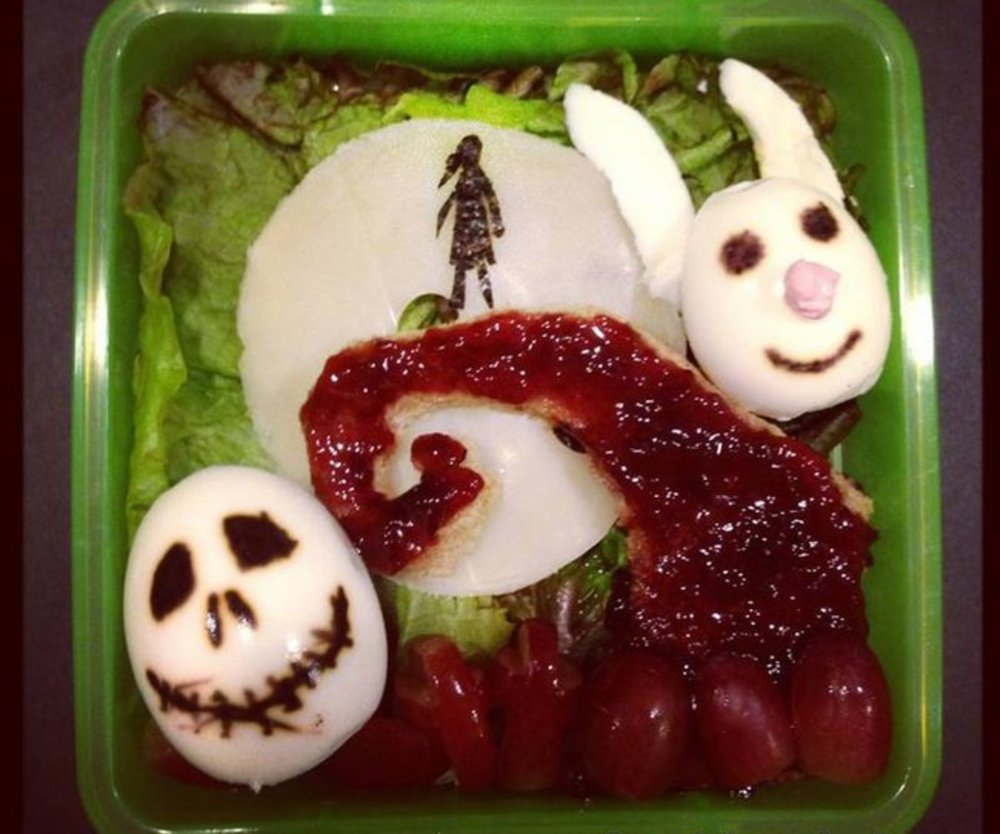 "Lunchpaket ""Nightmare Before Christmas"""