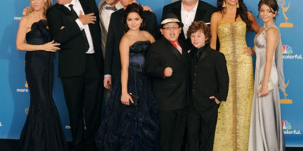 Modern Family: Cast bei den Emmys 2010