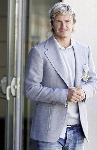 David Beckham - Der Fußballstar