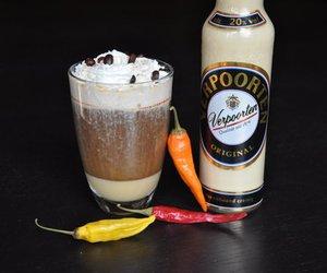 VERPOORTEN ORIGINAL Eierlikör hot-chili-coffee