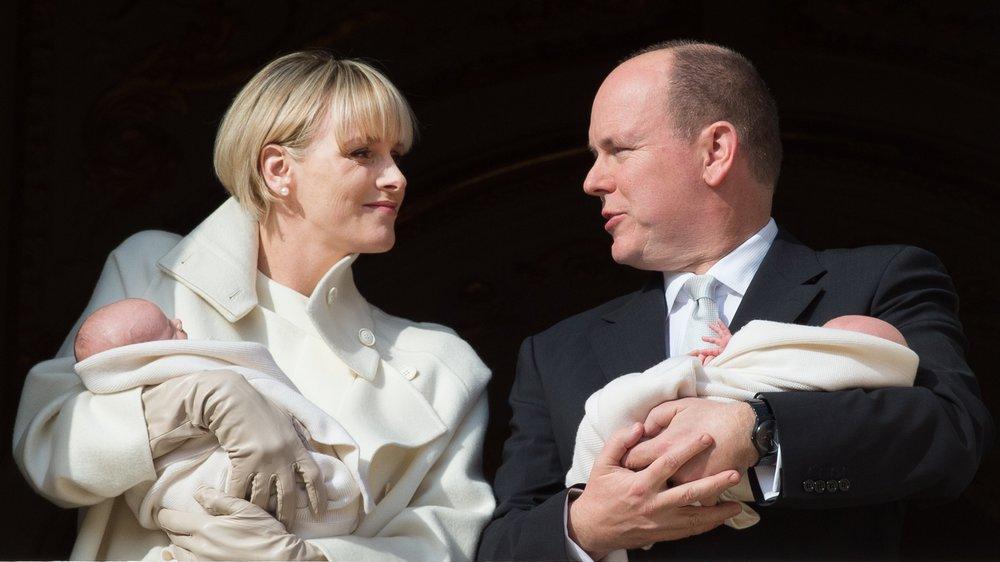 Charlène von Monaco: Bald geben ihre Babys Gas!