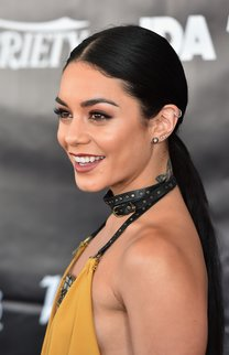 Vanessa Hudgens: Sleek Ponytail