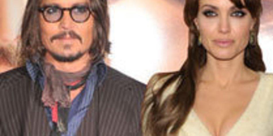 """Johnny Depp: """"Angelina Jolie ist eine schockierend gute Mutter"""""""