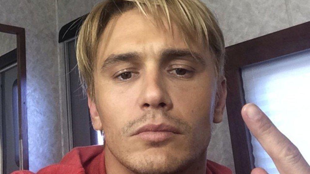 James Franco macht einen auf Blondie