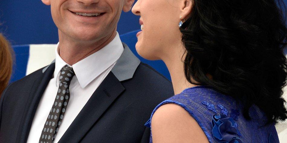 Neil Patrick Harris soll Katy Perry Nachhilfe geben
