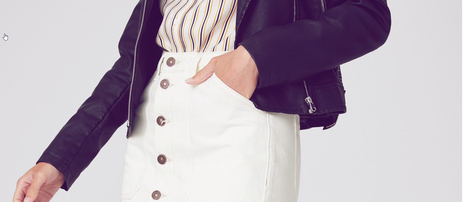 C&A Sale: Diesen Jeansrock wollen diesen Sommer alle haben!