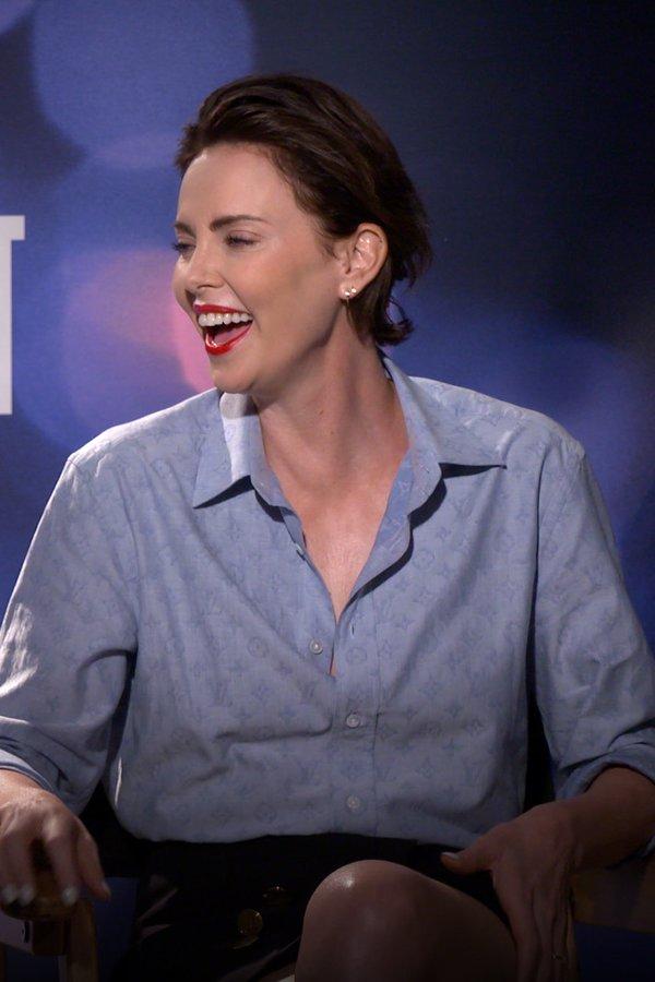 """Long Shot"": Seth Rogen & Charlize Theron bringen uns zum Lachen"