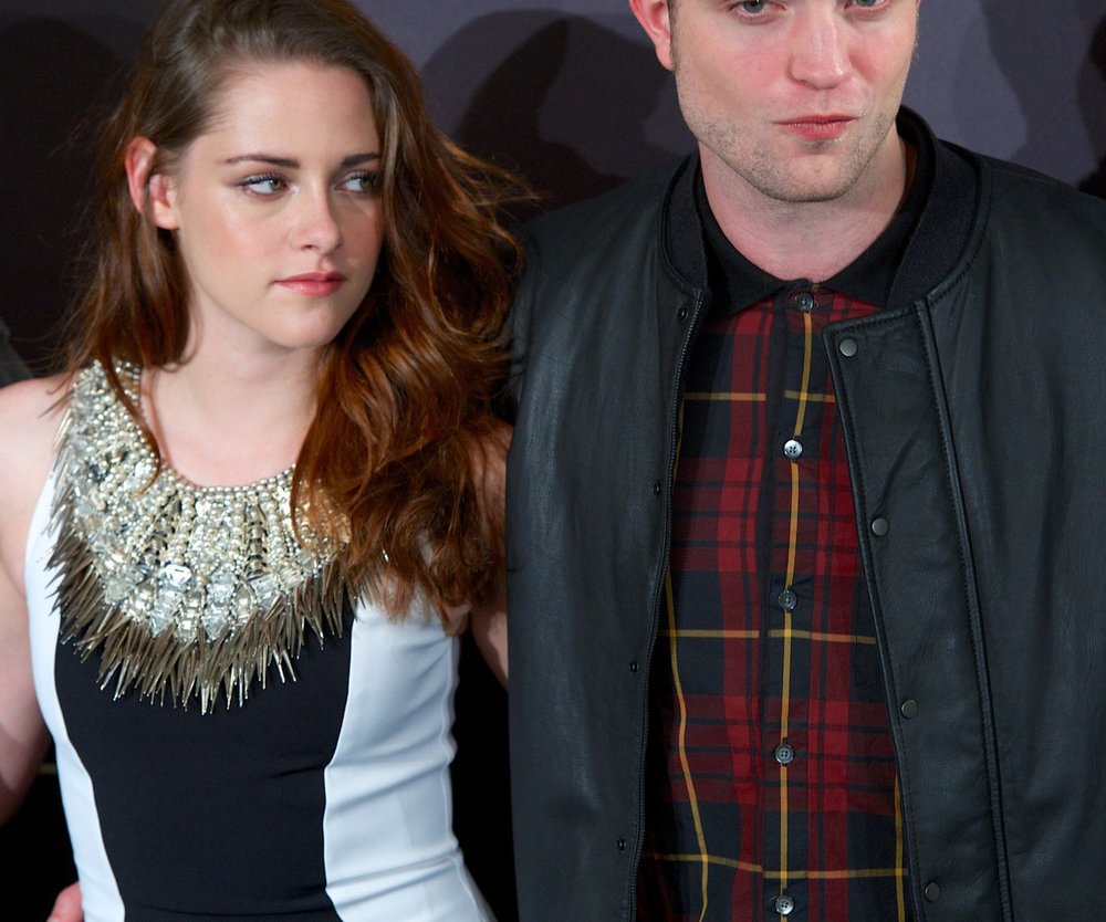 Robert Pattinson und Kristen Stewart: Rauchen verbindet