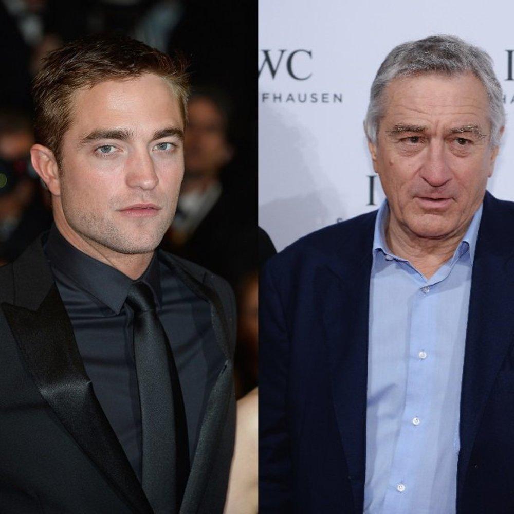 Robert Pattinson darf mit Hollywood-Legende Robert De Niro drehen
