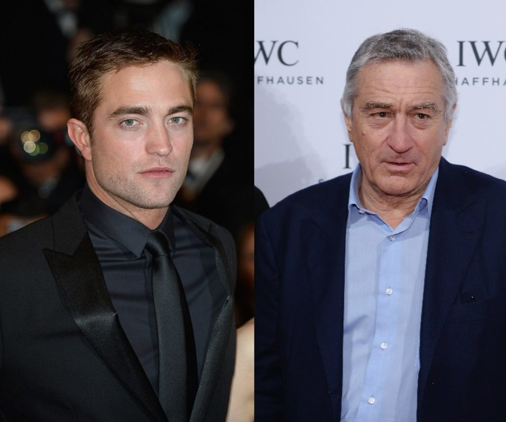 Robert Pattinson darf mit Hollywood-Legende Robert De Niro drehen