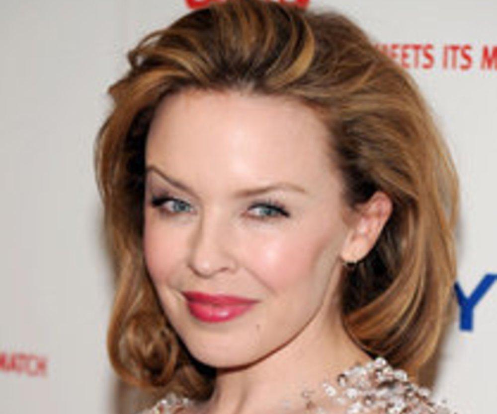 Kylie Minogue: Auftritt beim GNTM Finale
