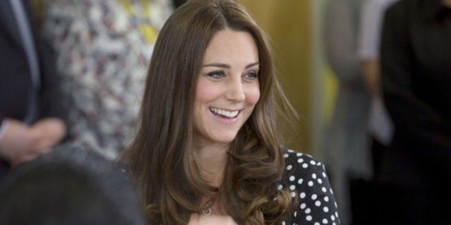 Kate Middleton verrät den Geburtstermin.
