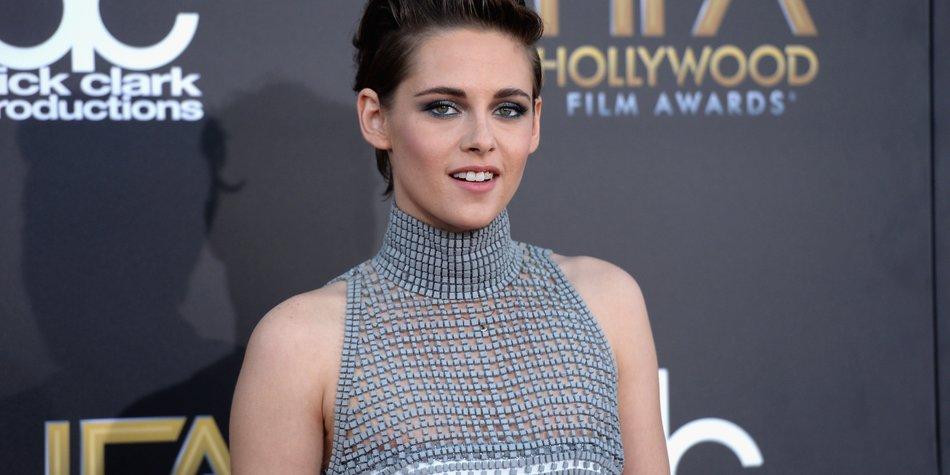 Kristen Stewart pfeift auf Urlaub