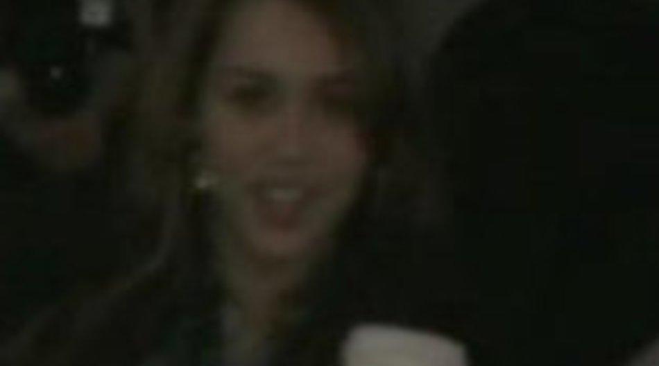 Miley Cyrus liebt Starbucks