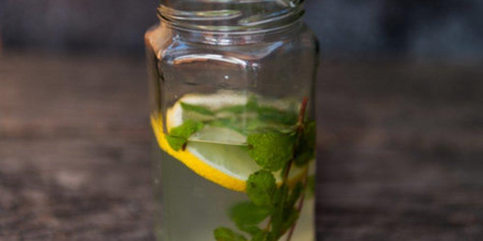 Ingwer Limonade