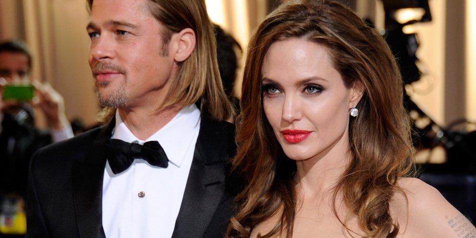 Brad Pitt und Angelina Jolie verkaufen ihren eigenen Wein