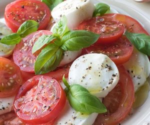 Tomate Mozzarella Dressing