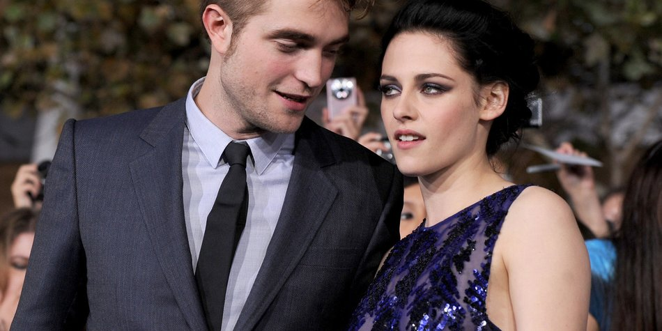 Kristen Stewart: Robert Pattinson ist ausgezogen