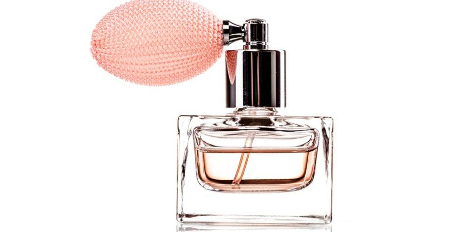 Parfum im Flakon