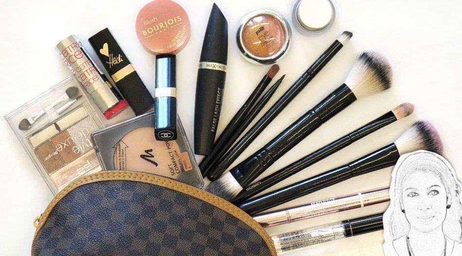 Valentinas Beauty Bag