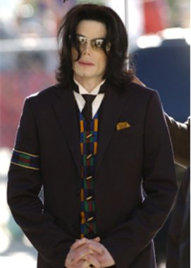 Michael Jackson- AEG Live
