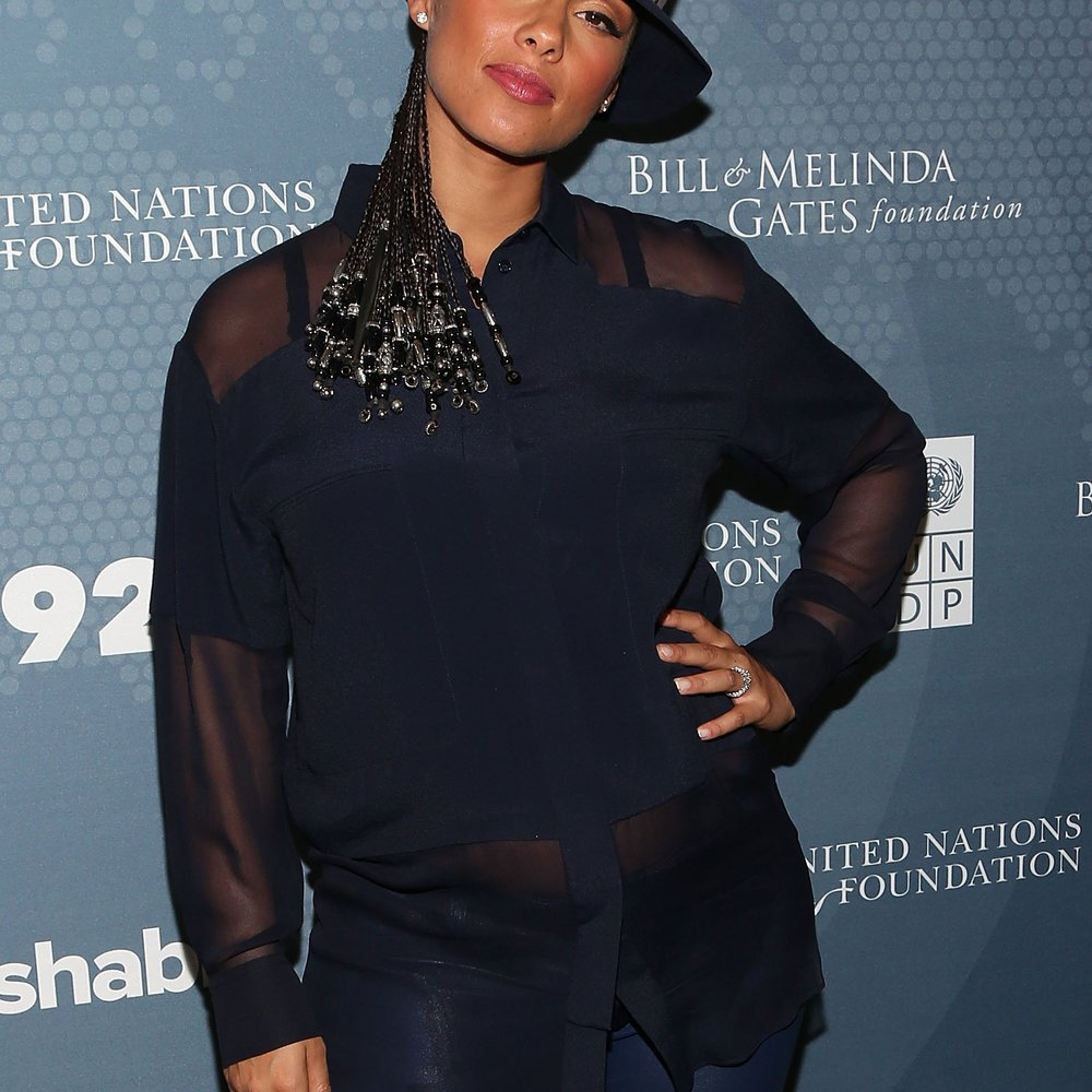 Alicia Keys: Kommt ihr Baby an Silvester?