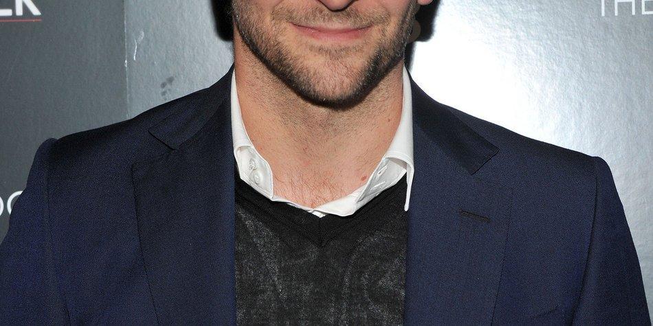 Bradley Coooper ist Sexiest Man Alive