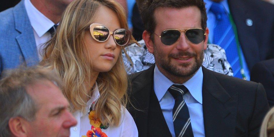 Bradley Cooper: Hat er sich mit Suki Waterhouse verlobt?