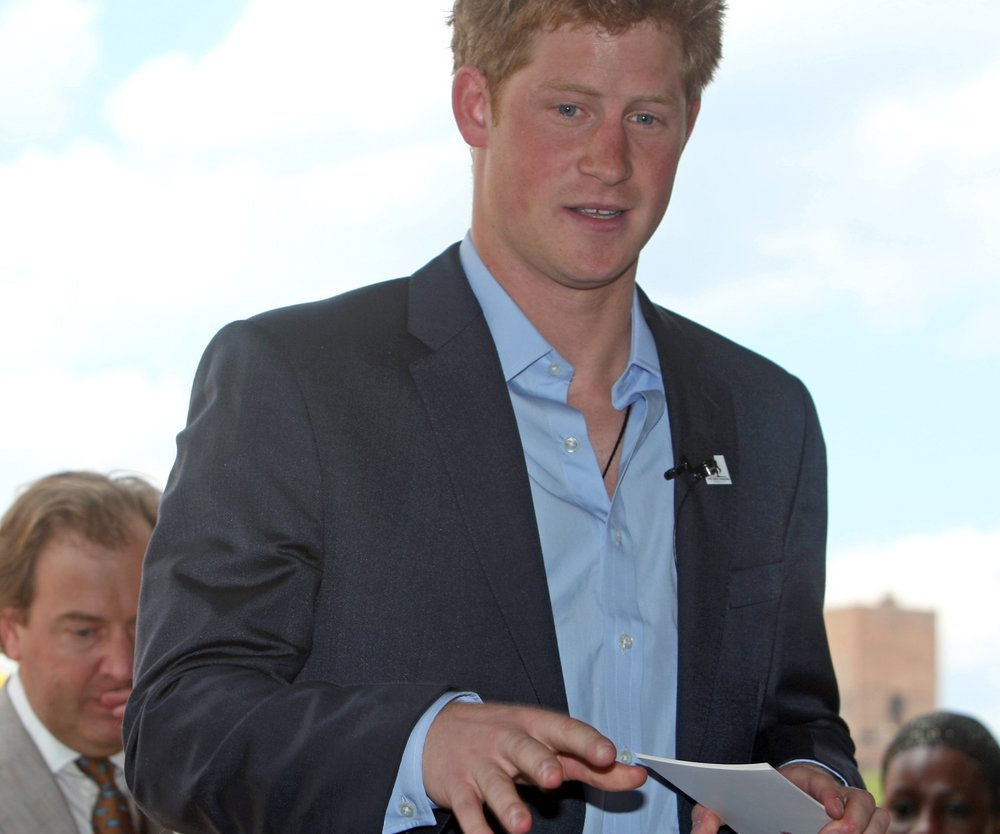 Prinz Harry kämpft um Cressida Bonas