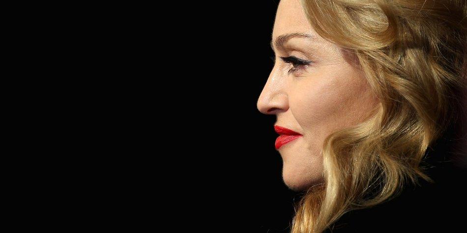 Madonna über ihr Leben als alleinerziehende Mutter