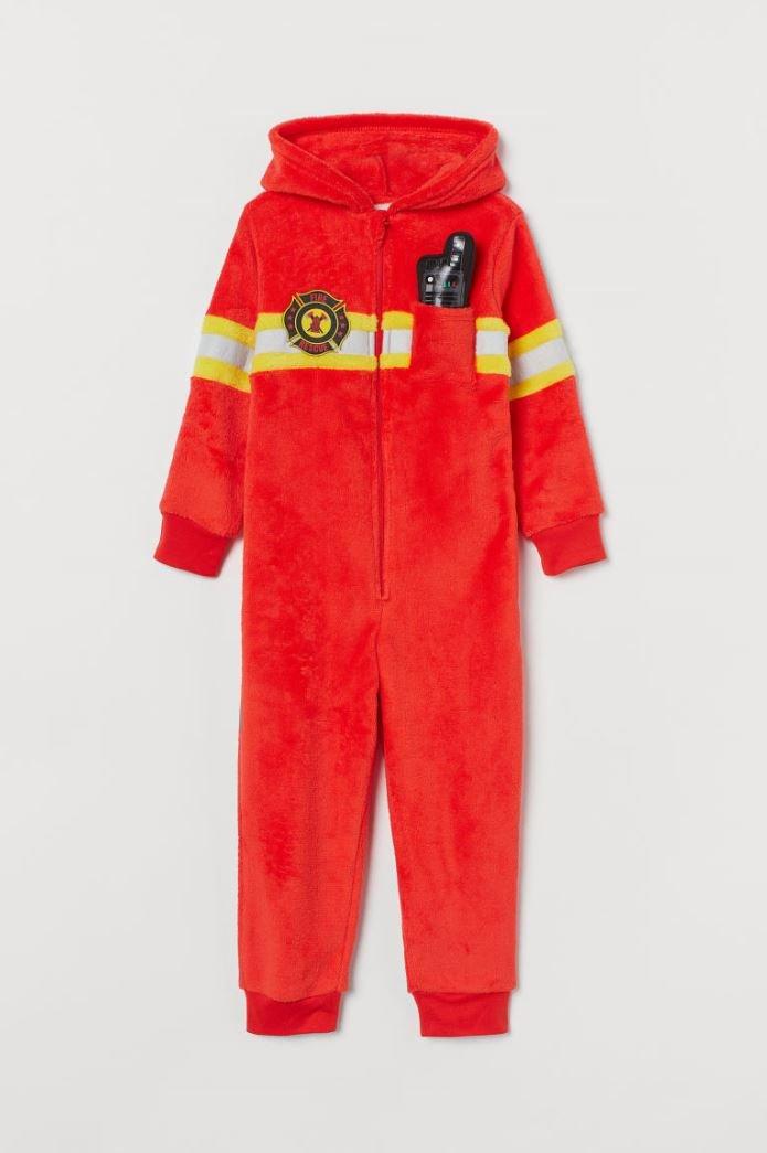 H&M karneval Kostüme für dich und deine Kinder - Feuerwehr-Kostüm