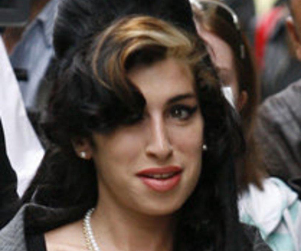 Amy Winehouse singt wieder